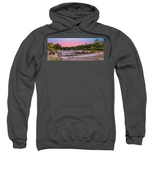 Sunset At The Falls Sweatshirt