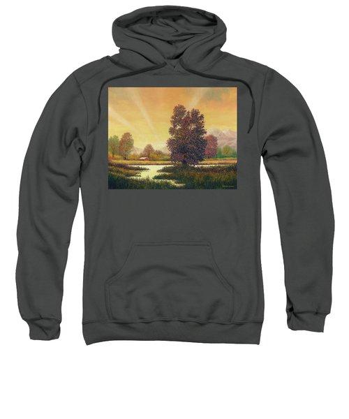 Sunset Color Sweatshirt