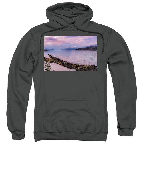 Sunset In Ushuaia Sweatshirt