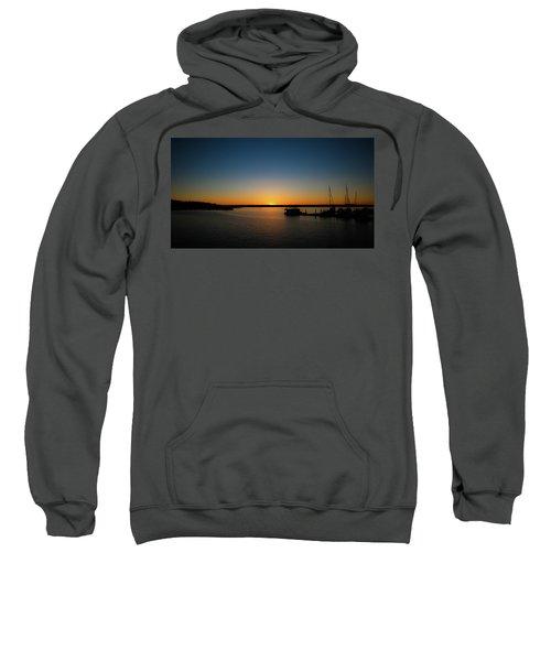 Sunset Over The Potomac Sweatshirt