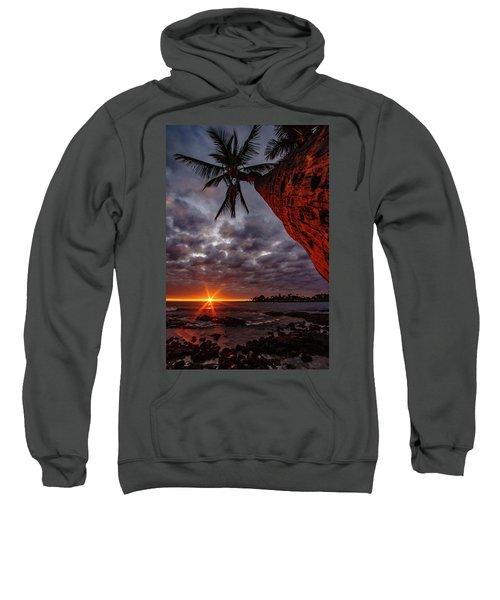 Sunset Palm Sweatshirt