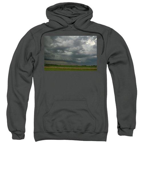 Supercells In Nebraska 049 Sweatshirt