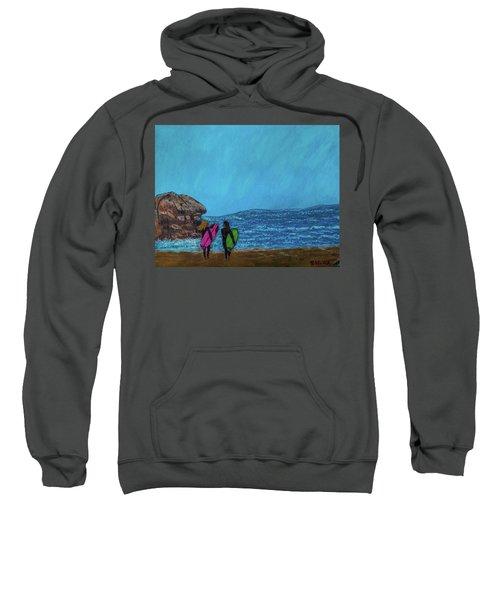 Surfer Girls Sweatshirt