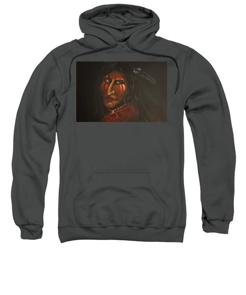 Suspicion Or Uncertainty Sweatshirt