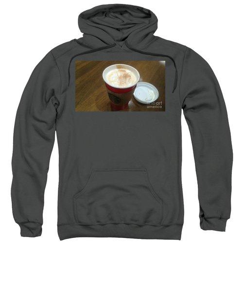 Sweet Cappuccino Sweatshirt