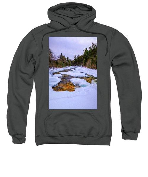 Swift River Winter  Sweatshirt