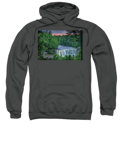 Tahquamenon Falls Sunset. Sweatshirt