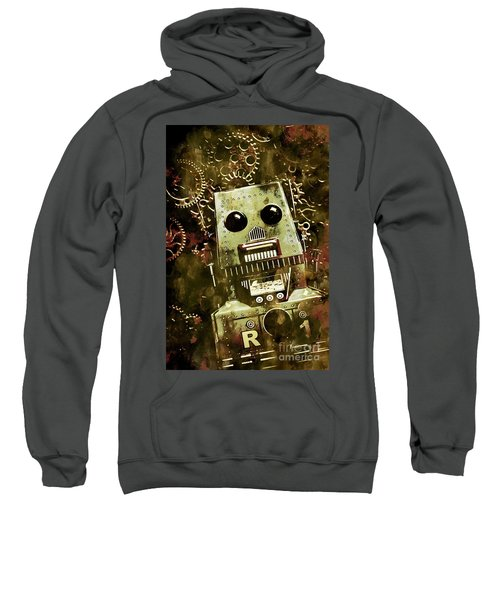 Tanker The War Mech Sweatshirt