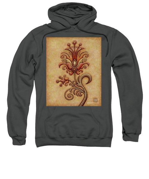 Tapestry Flower 7 Sweatshirt