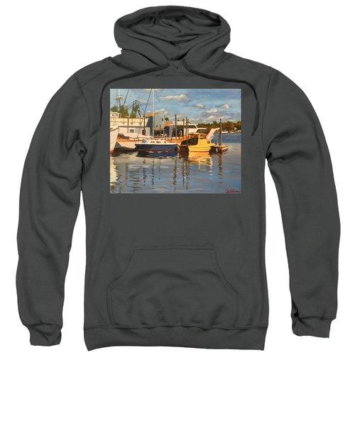 Tarpon Springs Harbour Sweatshirt