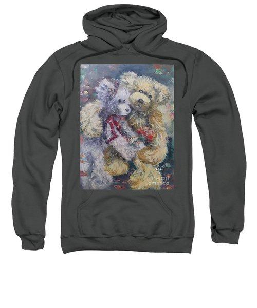 Teddy Bear Honeymooon Sweatshirt