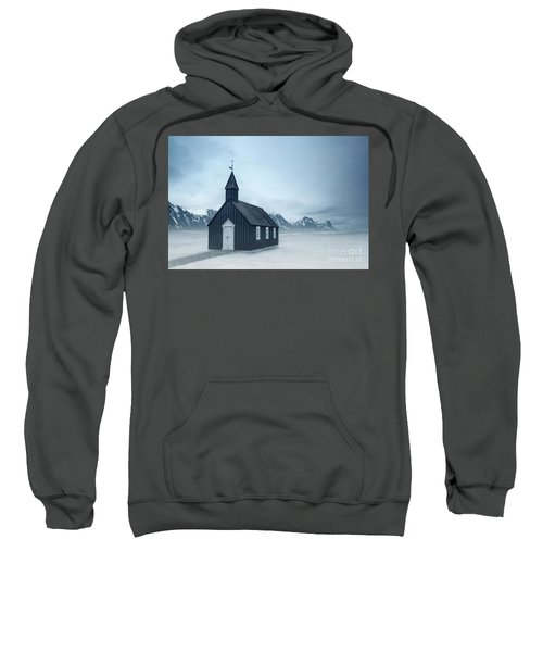 Temple Of The Winds Sweatshirt