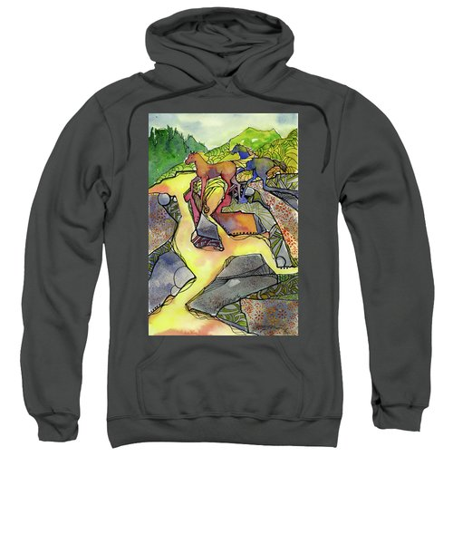 Tevis Ponies Sweatshirt