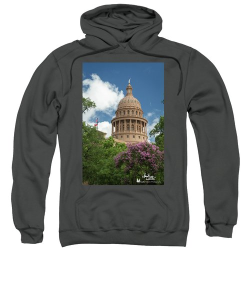Texas Capital Building Sweatshirt