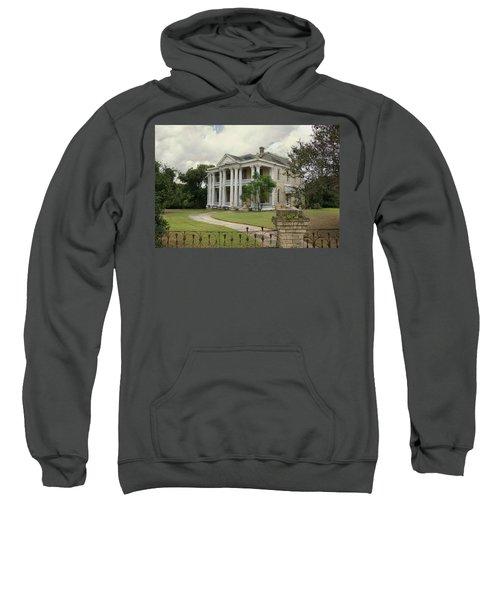 Texas Mansion In Ruin Sweatshirt