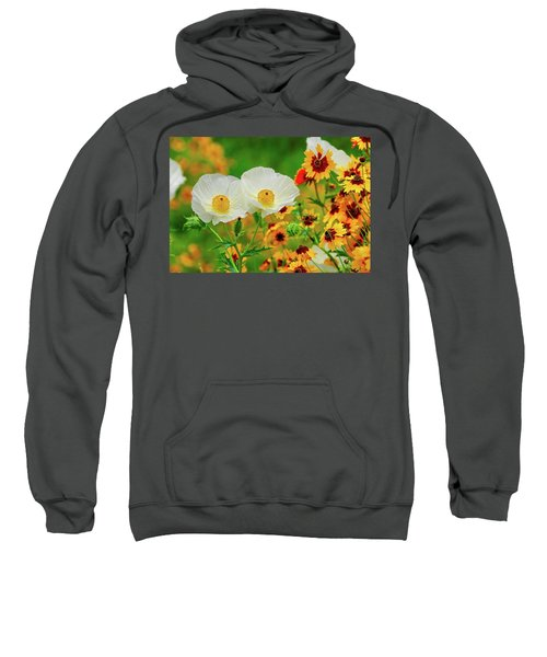 Texas Wildflowers Sweatshirt