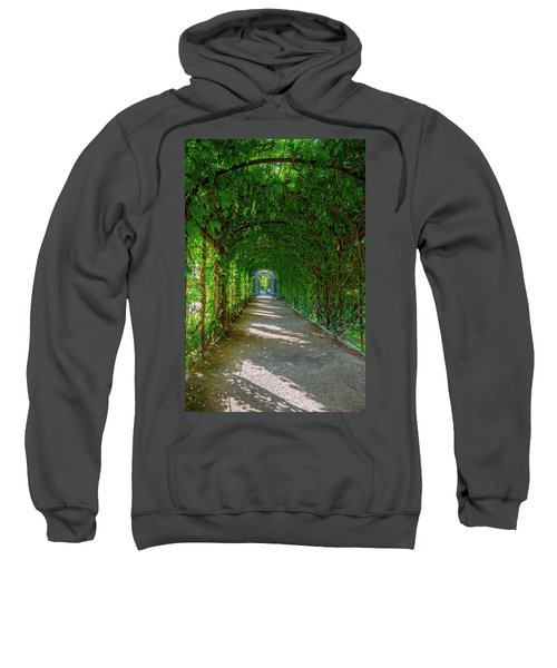 The Alley Of The Ivy Sweatshirt