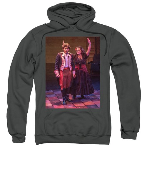 The Bad Brother And The Gypsy Sweatshirt