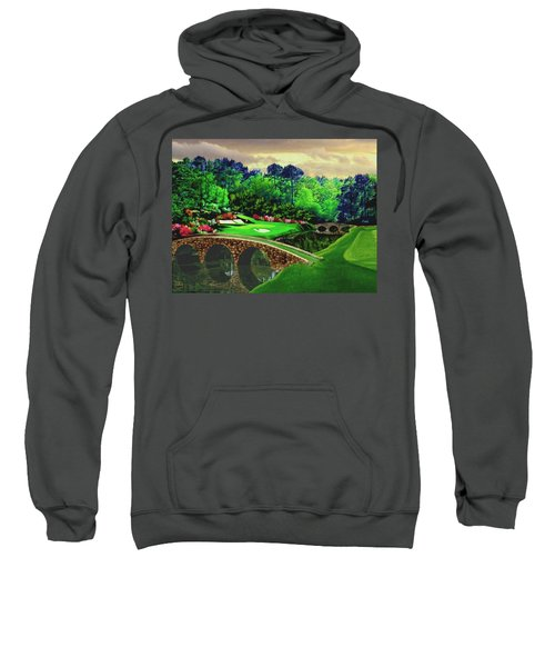 The Beauty Of The Masters Sweatshirt