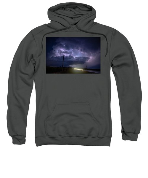 The Best Supercell Of The Summer 043 Sweatshirt