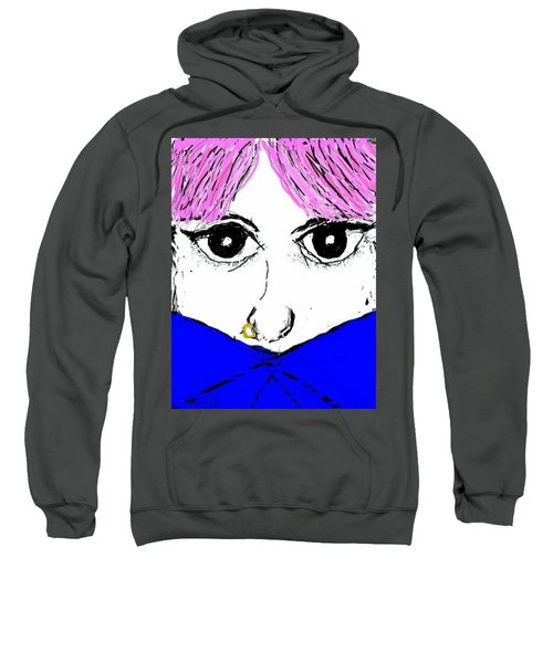 The Blue Blanket Sweatshirt