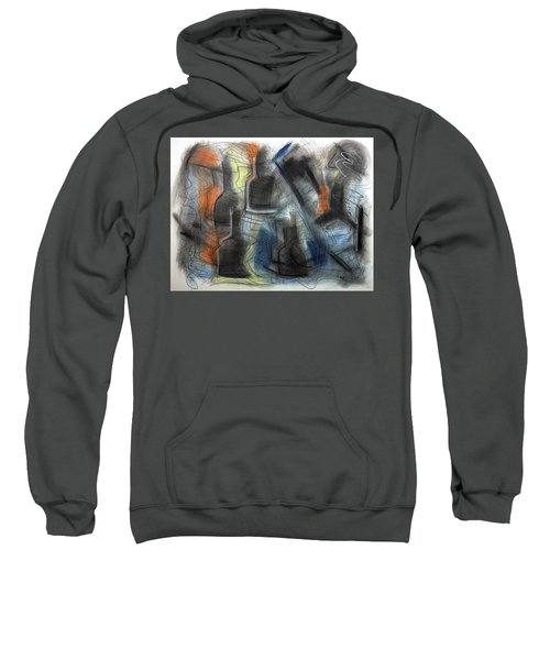 The Bottle Attacks Sweatshirt