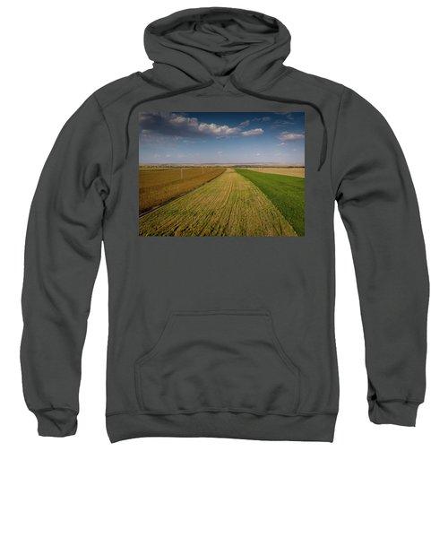 The Colored Fields Sweatshirt