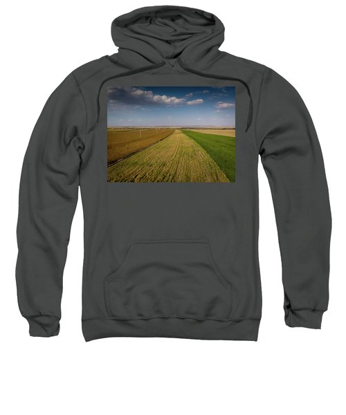 The Colored Fields Sweatshirt