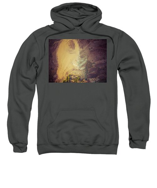 Sweatshirt featuring the photograph The Colours Of Longreef by Chris Cousins