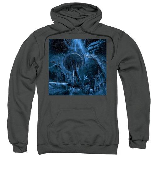 The End Of The Century Sweatshirt