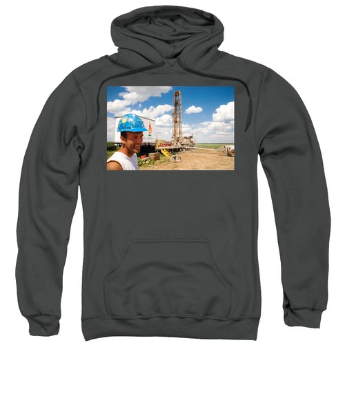 The Gas Man Sweatshirt