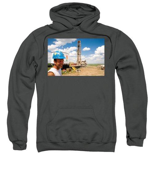 The Gas Man Sweatshirt