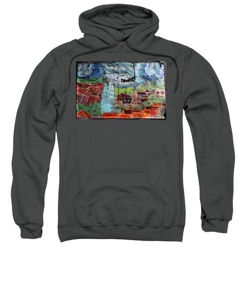 The Hues Brightened Life Seems Good Sweatshirt