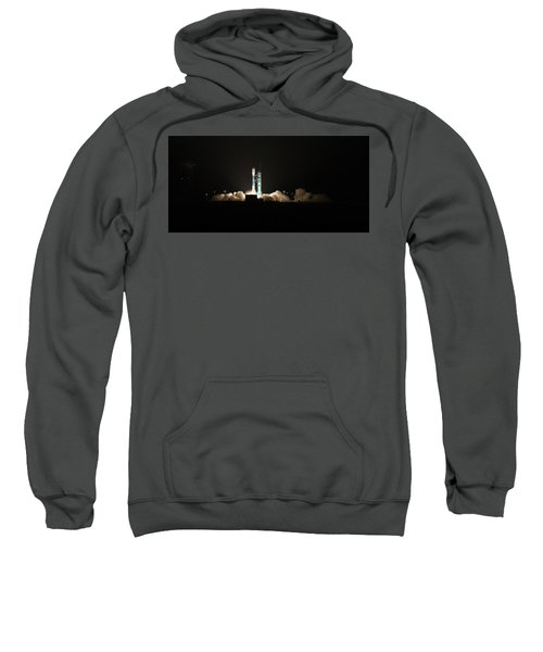 The Light Of A New Day Sweatshirt
