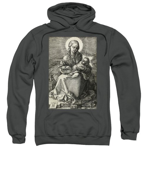 The Madonna And Child In Swaddling, 1520 Sweatshirt