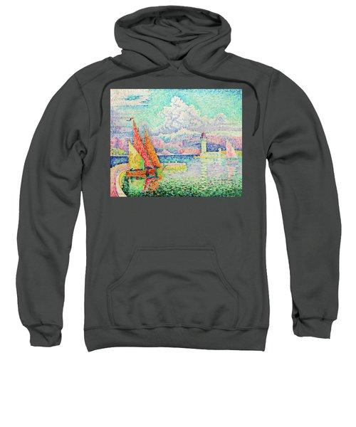 The Musior, Port Of Antibes - Digital Remastered Edition Sweatshirt
