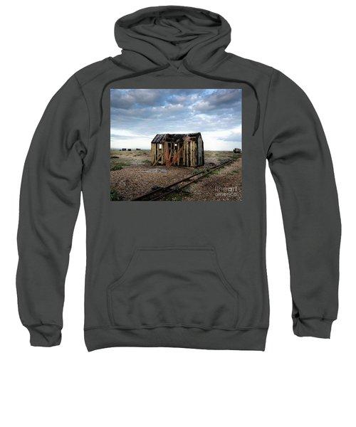 The Net Shack, Dungeness Beach Sweatshirt