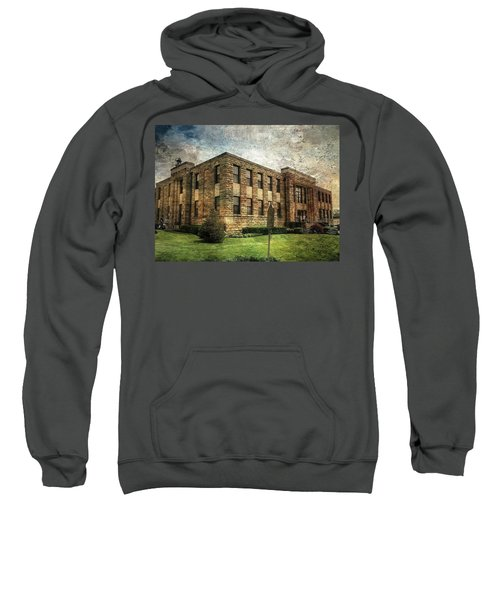 The Old County Courthouse Sweatshirt