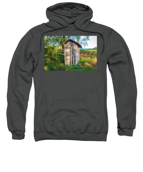 The Old Outhouse - Valley Forge Sweatshirt