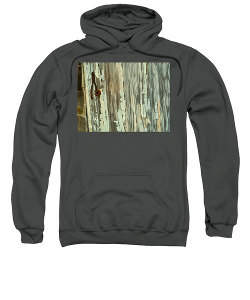 The Peeling Wall Sweatshirt