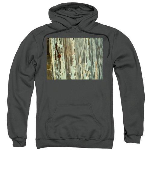 The Peeling Wall Sweatshirt
