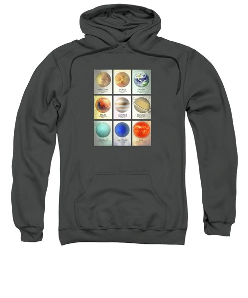 The Planets Sweatshirt