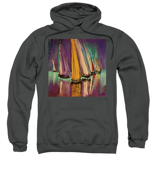The Race Sweatshirt