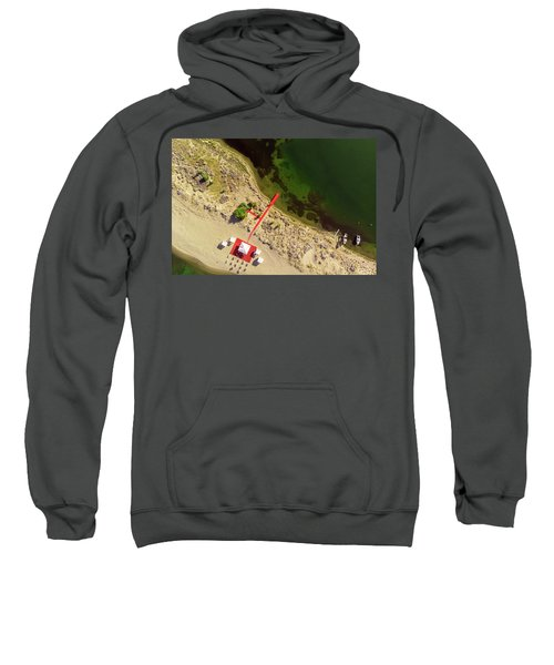 The Red Sweatshirt