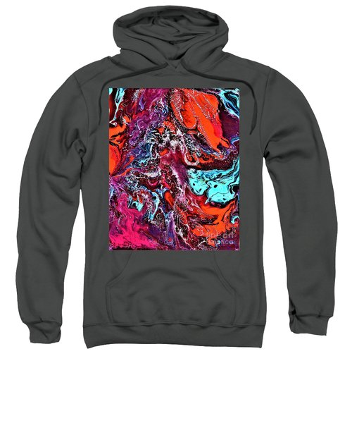 The Red Planet  Sweatshirt