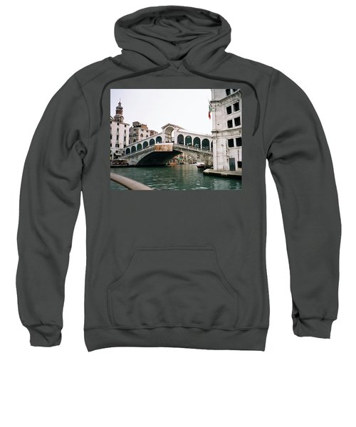 The Rialto Bridge  Sweatshirt