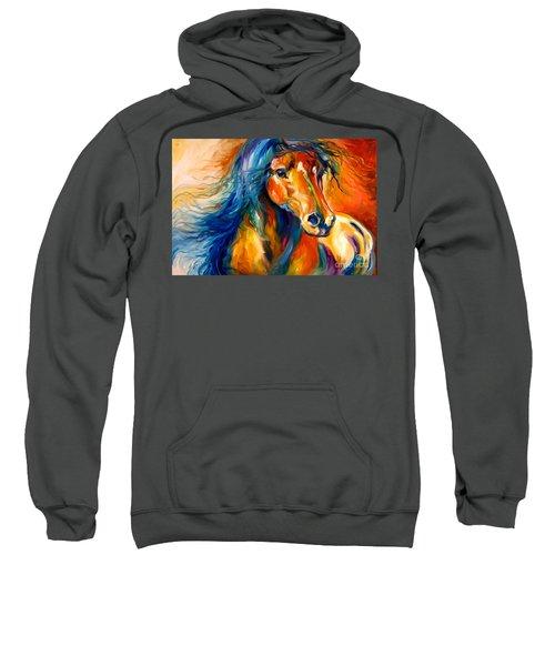 The Rising Sun 3624 C2008mbaldwin Sweatshirt
