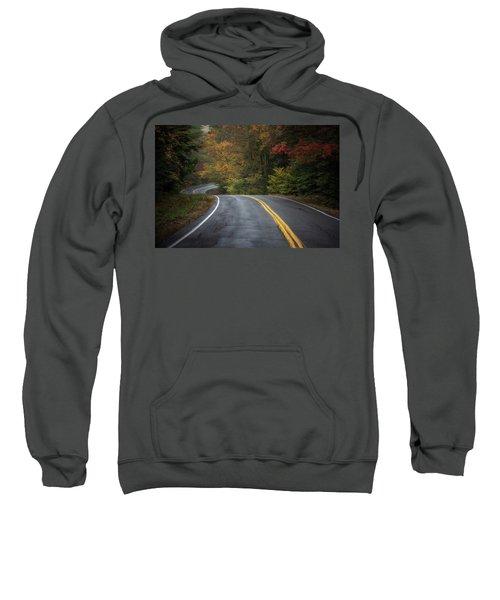 The Road To Friends Lake Sweatshirt