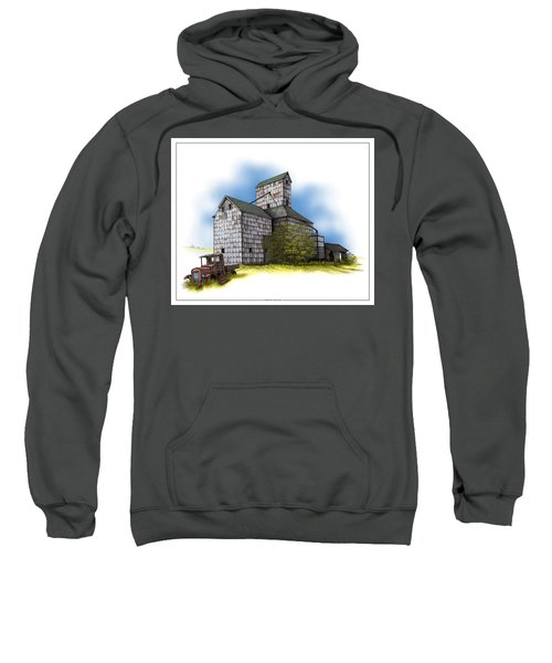 The Ross Elevator Autumn Sweatshirt