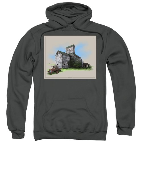 The Ross Elevator Version 5 Sweatshirt